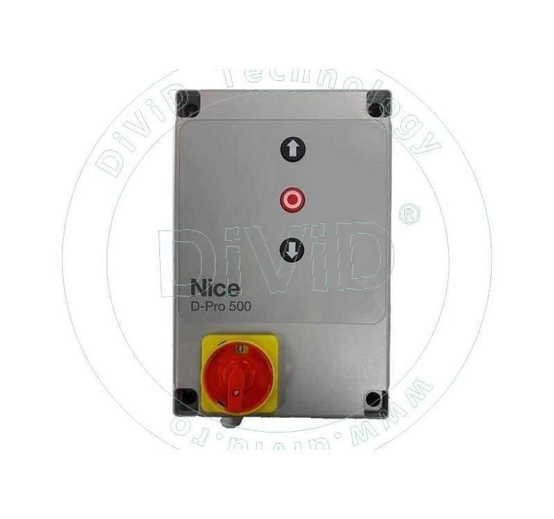 Centrala de comanda D-PRO500 Nice Automatizari - 1