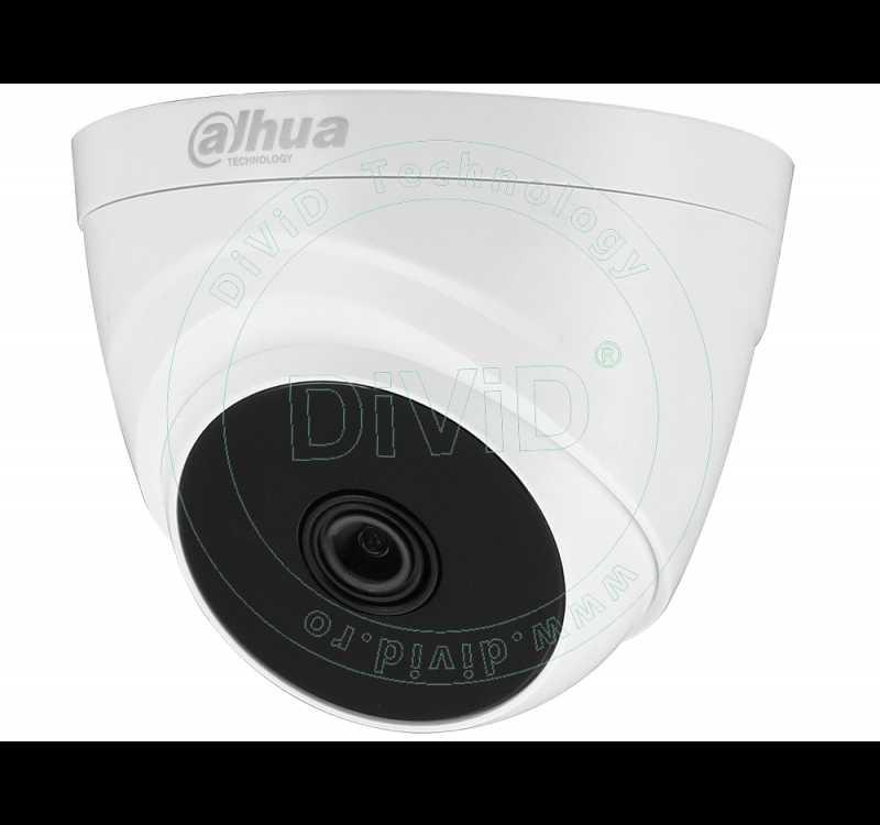 Camera  dome HDCVI 2 Megapixeli DAHUA - 1