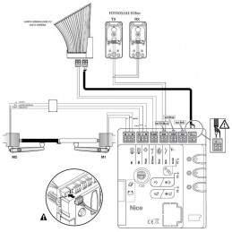 Instalare automatizare poarta batanta ARIA400