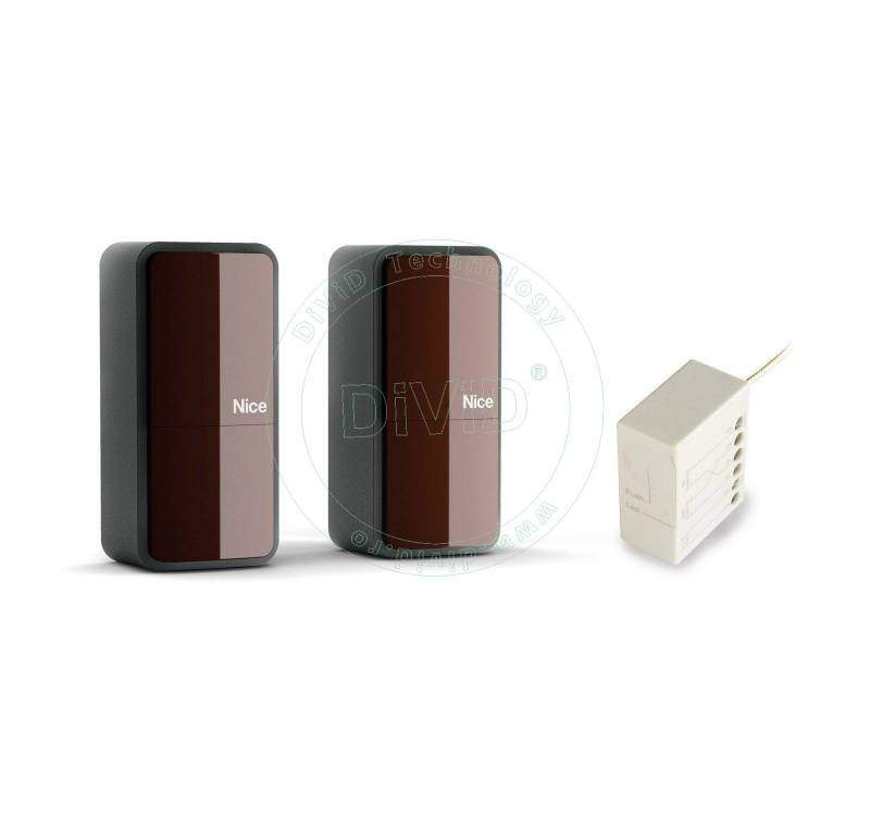 Kit fotocelule wireless Nice Home ECSBUS Nice Home - 1