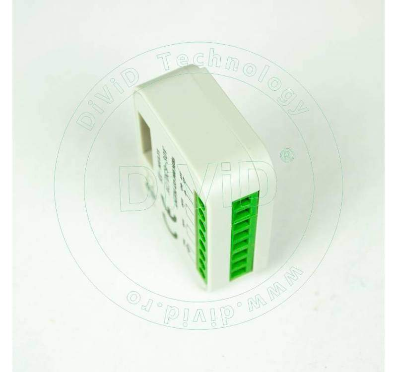 HomeLink set receptor radio/telecomanda Nice Automatizari - 1