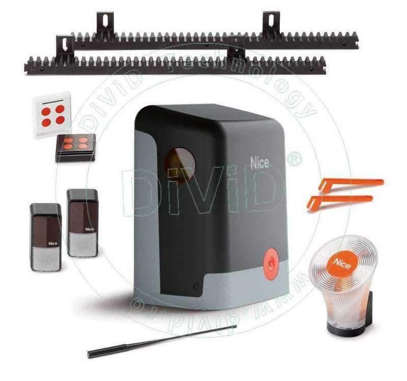 FILO400 sistem porti automate culisante