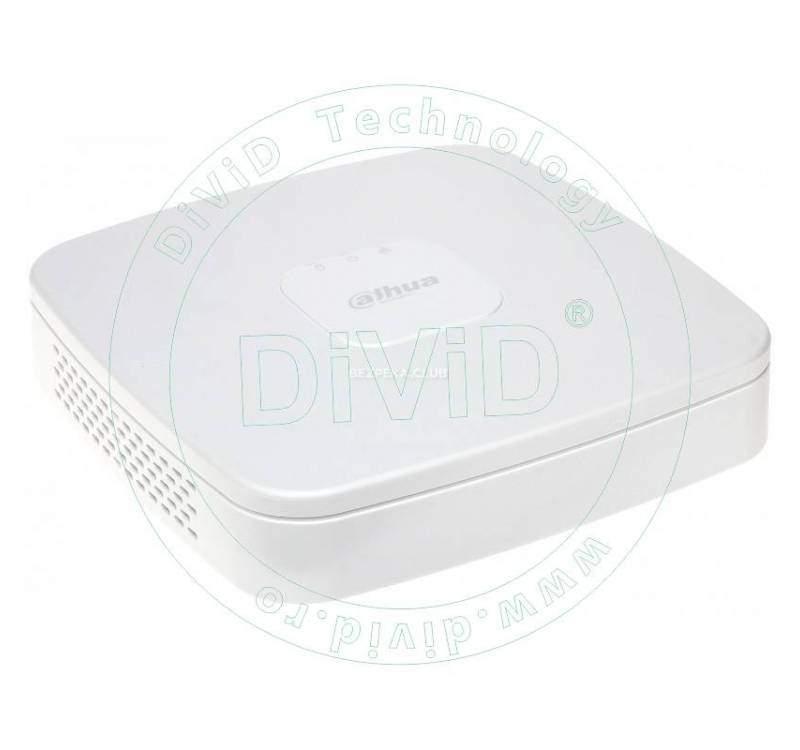 DVR Pentabrid Dahua XVR5104C-X1 DAHUA - 1