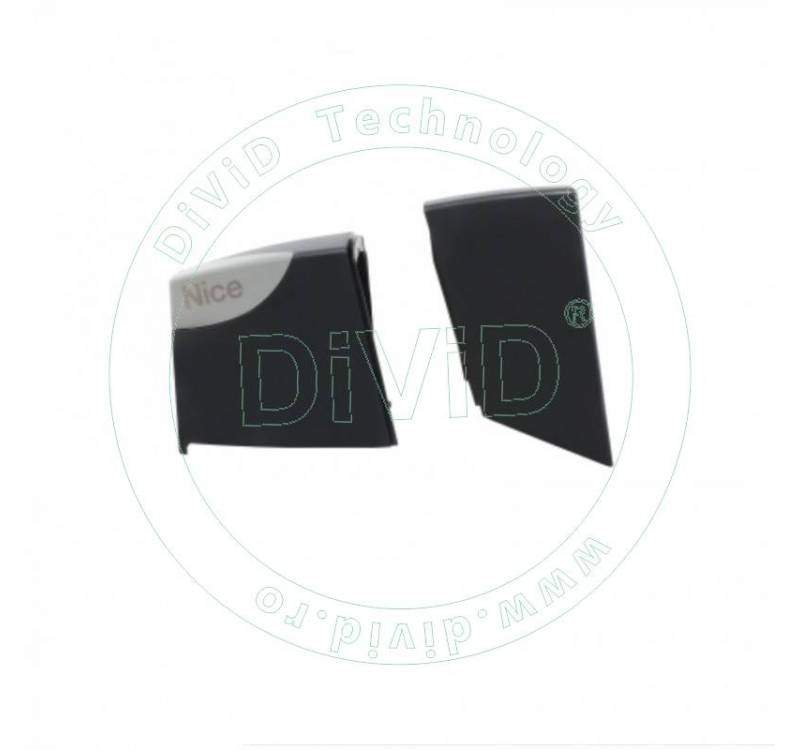 Set capace protectie motoreductor ROAD400 Nice Automatizari - 1