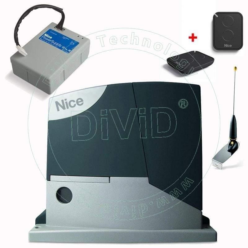 Automatizare porti culisante RD400BCK Nice