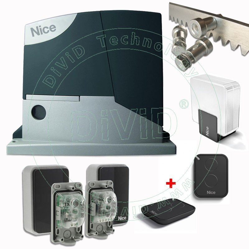Kit automatizare porti culisante Home 400 Pack RD400