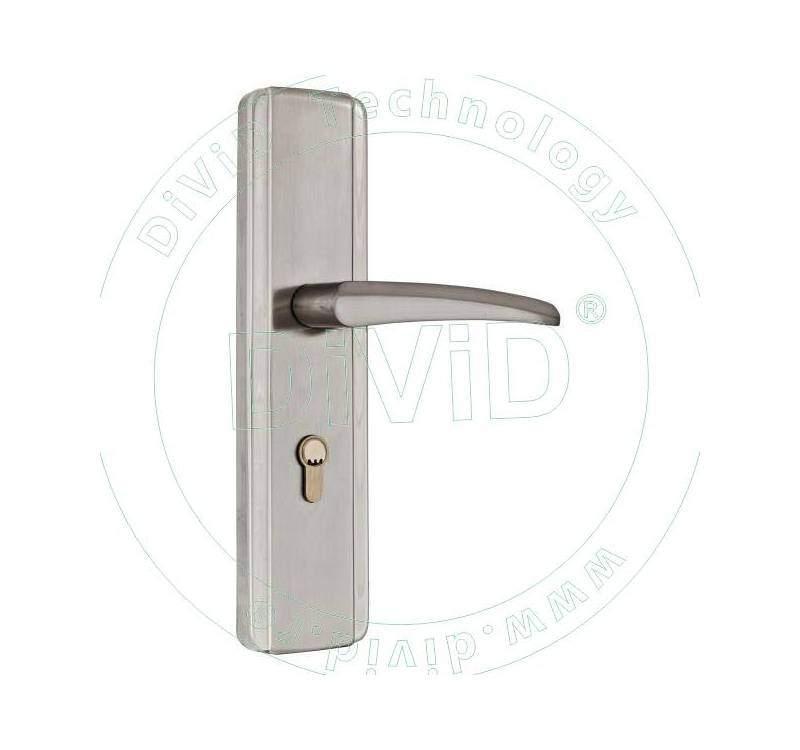 Incuietoare electromagnetica pentru usi cu deschidere in interior sau exterior YX-79