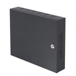 Centrala de control acces cu cabinet metalic, pentru 4 usi CCA3-4-1CAB