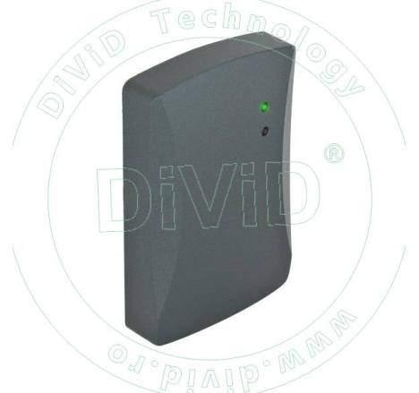 Cititor de proximitate RFID (2.4GHz) de distanta lunga YK-G1