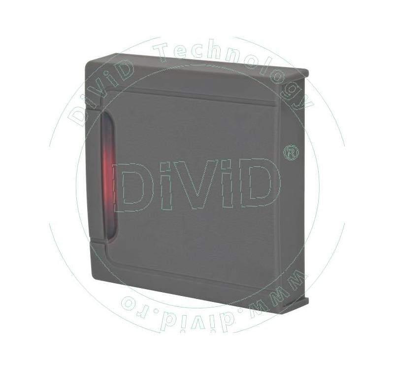 Cititor de proximitate RFID (125KHz) pentru centrale de control acces YK-301A/B