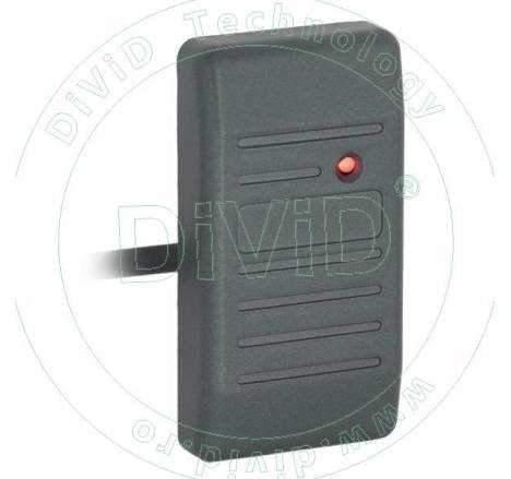 Cititor de proximitate RFID (125KHz) pentru centrale de control acces YK-70(34)
