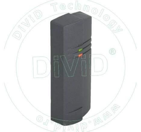 Cititor de proximitate RFID (125KHz) cu Wiegand 34 YK-74(34)