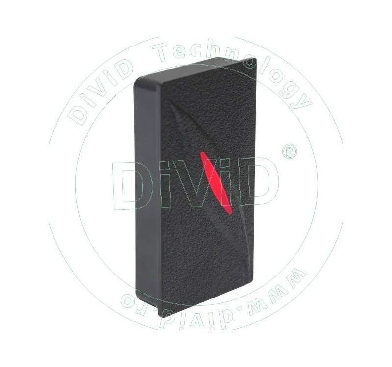 Cititor de proximitate RFID (125KHz) pentru centrale de control acces KR-101E