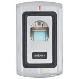 Terminal de control acces cu cartele de proximitate si amprente F007-EMII
