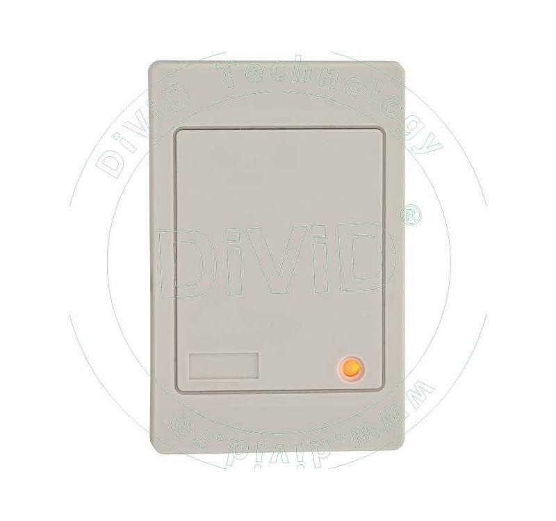 Controler/Cititor de proximitate (125KHz) stand-alone, programare cu card master YK-66C