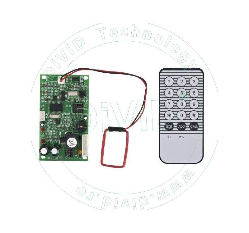 Controler/Cititor fara carcasa programare cu telecomanda EA-66R