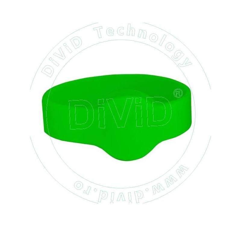 Bratara de proximitate ABK-4001EM verde
