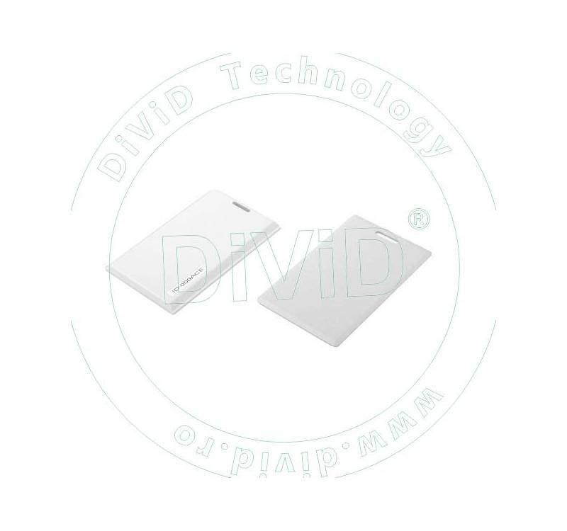 Cartele de proximitate programabile cu cip EM4305 (125KHz) ABK-1000EM-RW