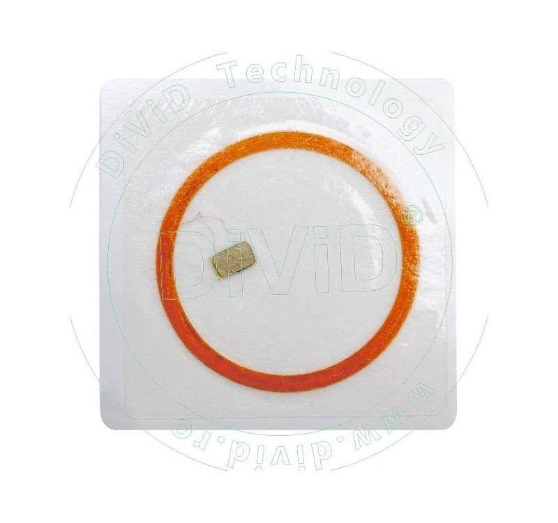 Etichete autoadezive cu cip EM 4100 (125KHz) ABK-3000EM