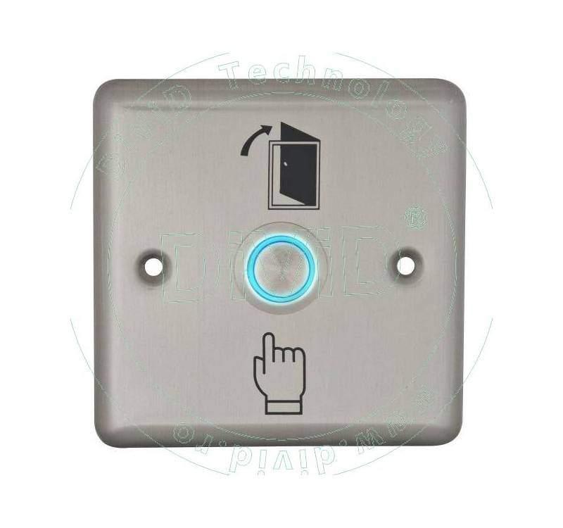 Buton de iesire cu LED ABK-804