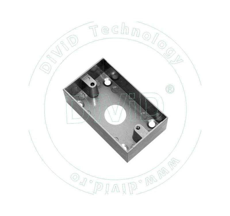 Carcasa pentru montarea aplicata a butoanelor ABK-800A