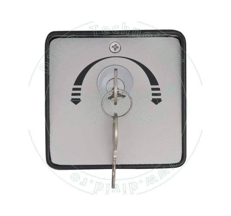 Buton aplicabil cu cheie ABK-803D2
