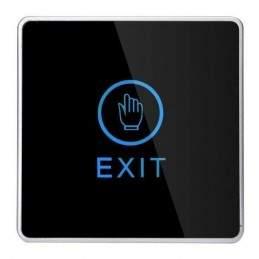 Buton de iesire aplicabil, din plastic cu touchscreen ABK-820B