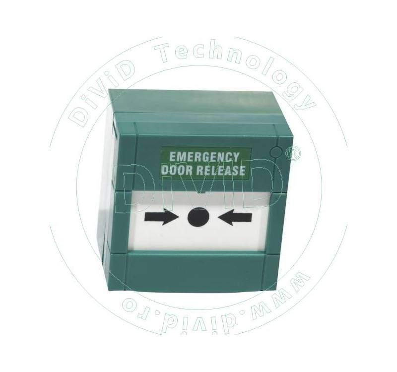 Buton aplicabil din plastic pentru iesire de urgenta ABK-90RA