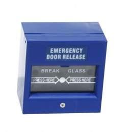 Buton aplicabil din plastic, pentru iesire de urgenta ABK-900E
