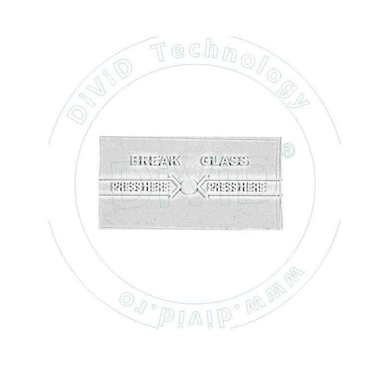 Sticla de rezerva ABK-900+