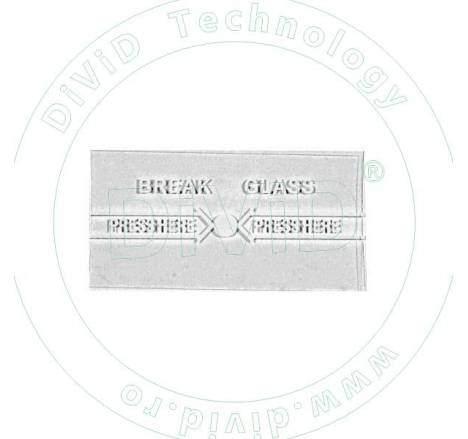 Sticla de rezerva CPK-860-G