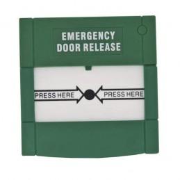 Buton aplicabil din plastic cu doua relee, pentru iesire de urgenta ABK-90RA-2