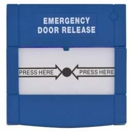 Buton aplicabil din plastic, pentru iesire de urgenta ABK-90RE