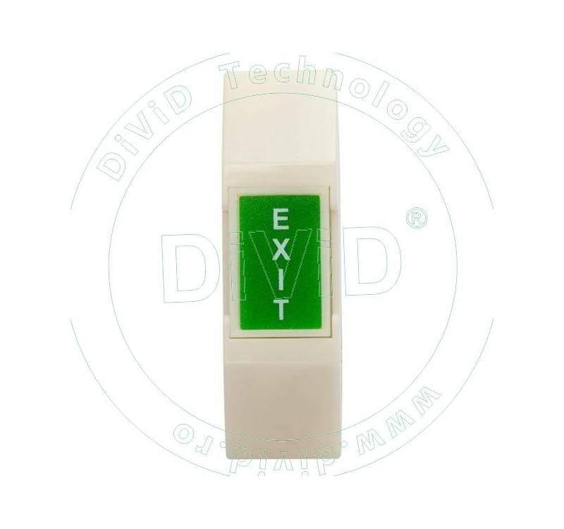 Buton de panica aplicabil, din plastic, fara retinere 5C-65B