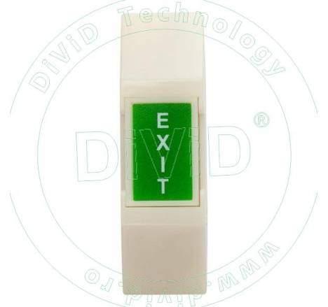 Buton de panica aplicat, din plastic, fara retinere 5C-65B