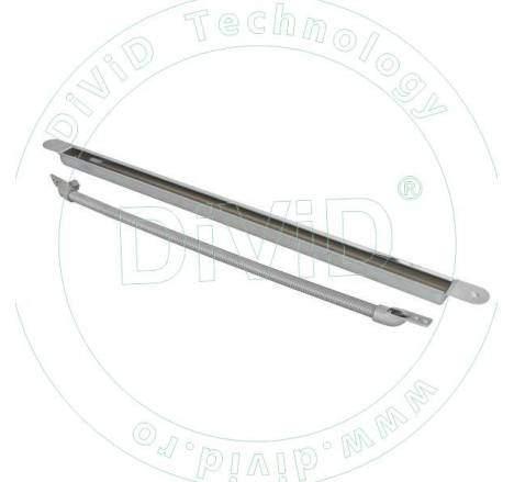 Protectie cablu, din inox, incastrabila SDM-50