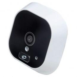 Vizor electronic cu ecran TFT si buton pentru sonerie, ALB DV-04W