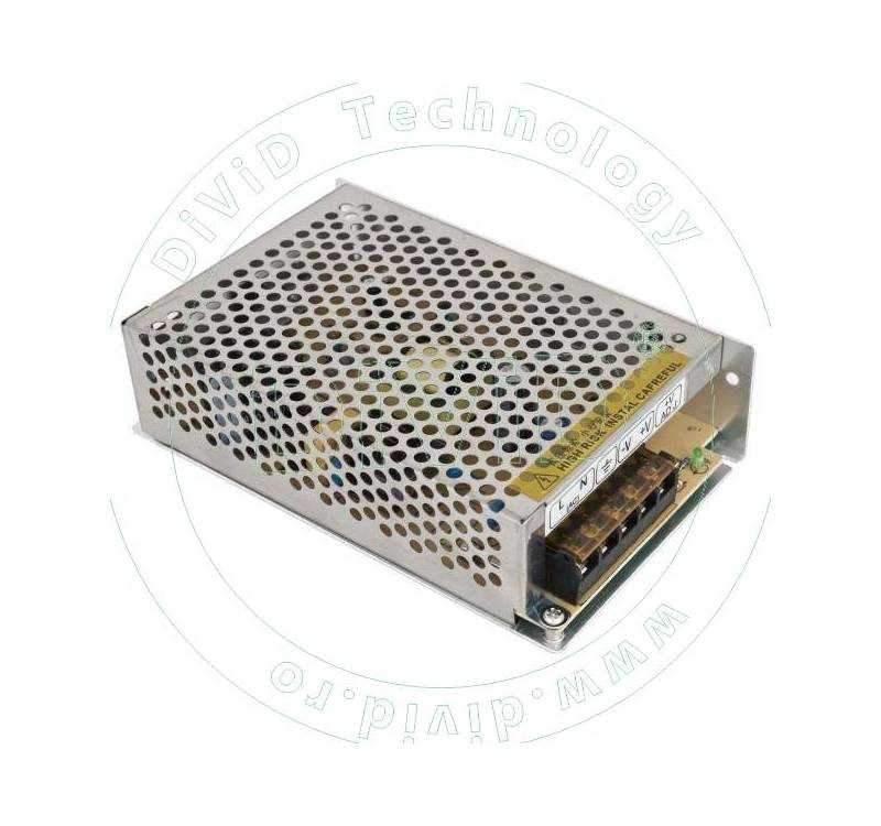 Sursa de alimentare cu carcasa de metal YGY-12-5
