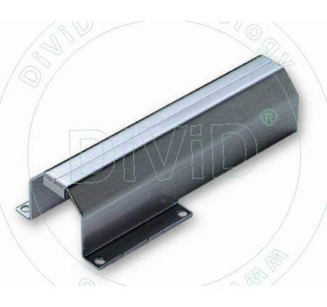 WA4 Sistem de prindere pentru bara bariera Nice tubulara WA4