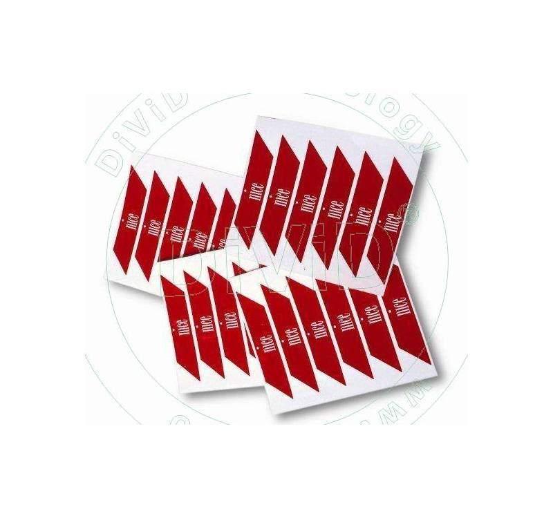 Benzi adezive reflectorizante WA10