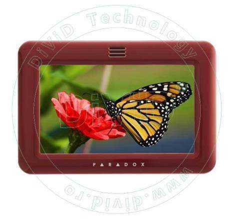 Tastatura Touch Screen TM50