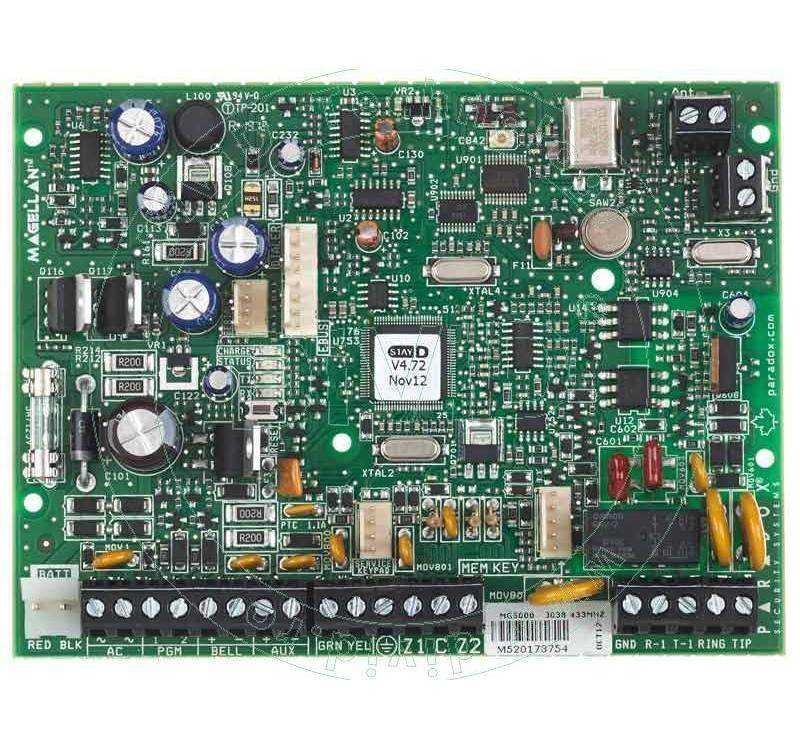 Centrala anti-efractie MG5000