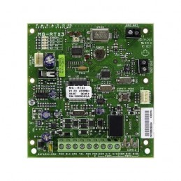 RTX3 extensie radio , 32 zone de alarma