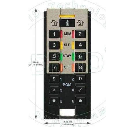Telecomanda REM3