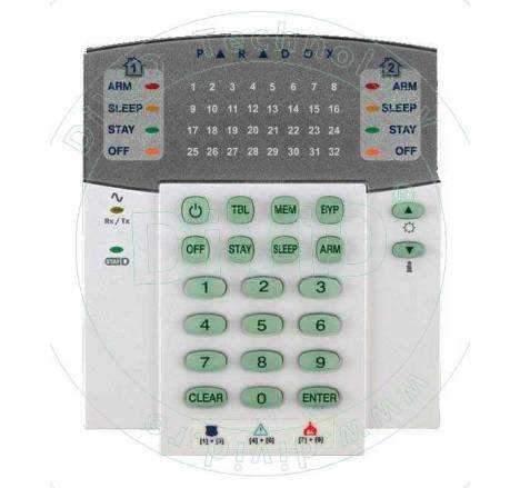 Tastatură LED K32RF
